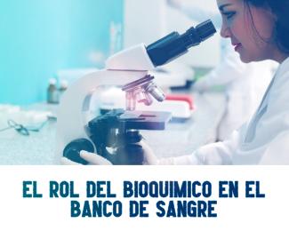 Course Image ESTRATEGIAS PARA SOSTENER LA SEGURIDAD DESDE EL BANCO DE SANGRE: UN COMPROMISO BIOQUÍMICO